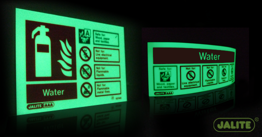 Fire Extinguisher Identification Signs