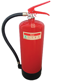 Fire Extinguisher Labels & Equipment Numbers