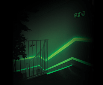 Jalite Aaa Escape Route Signs
