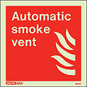 6041C - Jalite Automatic Smoke Vent Sign